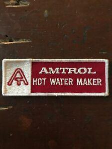 Amtrol Hot Water Maker : amtrol, water, maker, Amtrol, Water, Maker, Patch, Embroidered, Badge, Pressure