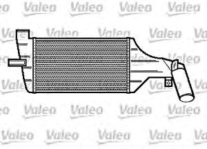Aluminium Intercooler VALEO Fits OPEL Astra Zafira Wagon