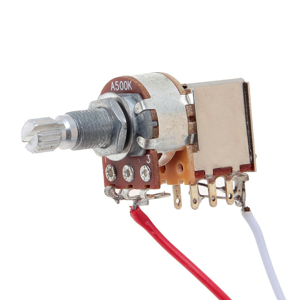 medium resolution of two humbucker guitar wiring harness black 3 way toggle switch 500k description item 100 like