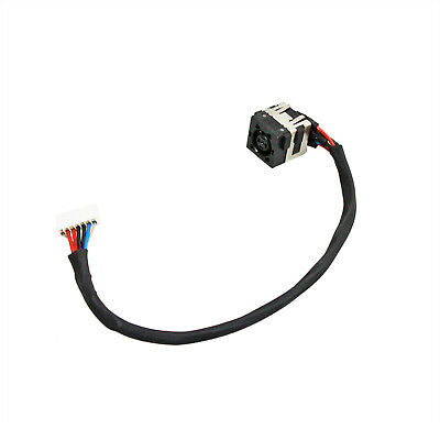 DC POWER JACK HARNESS CABLE FOR DELL LATITUDE E6420