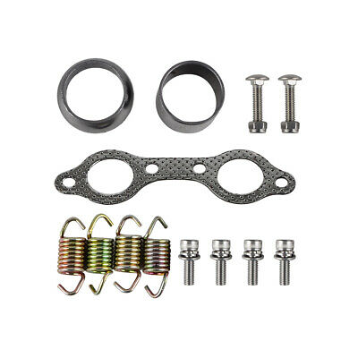 EXHAUST Muffler Repair Spring Bolt Kit For POLARIS RANGER