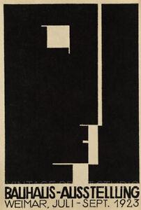 bauhaus ausstellung 1923 weimer