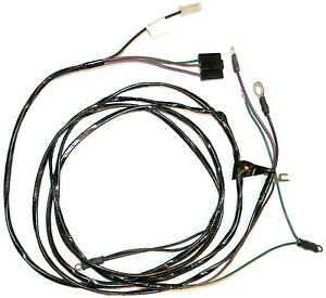 1955 Corvette Engine Wiring Harness. NEW Reproduction