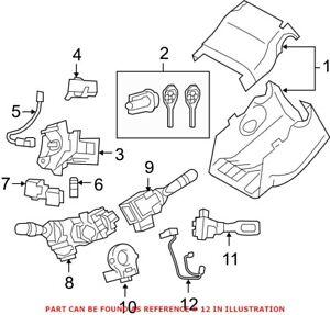 Genuine OEM Steering Wheel Wiring Harness for Toyota