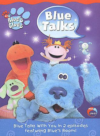 Blue's Clues Season 1 Dvd : blue's, clues, season, Blues, Clues, Talks, (DVD,, 2004), Online