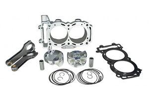 Sparks Racing 1110cc 9.0:1 Turbo Piston Big Bore Kit
