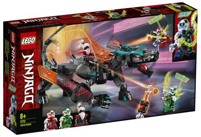 Lego Ninjago Empire Dragon 71713 For Sale Online Ebay