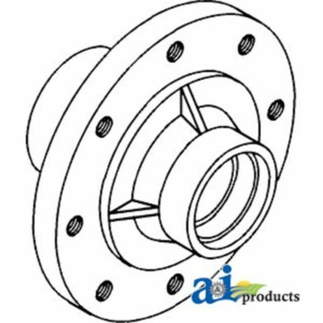 70265167 Hub Wheel (8 Lug) Fits Allis-Chalmers Tractor