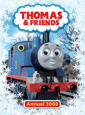 Thomas And Friends Annual 2008 By Egmont UK Ltd Hardback 2007 EBay