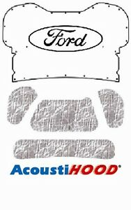 1992 1996 Ford Truck F-150-250-350 Under Hood Cover with F