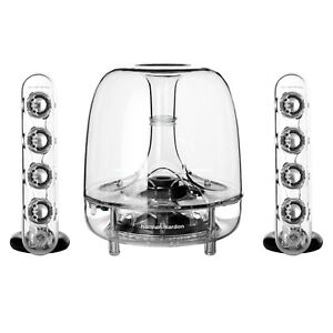 Harman Kardon SoundSticks III 2.1 Plug and Play Multimedia