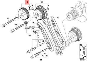 Genuine BMW M3 E90 E92 E93 Adjustment Unit Outlet Camshaft