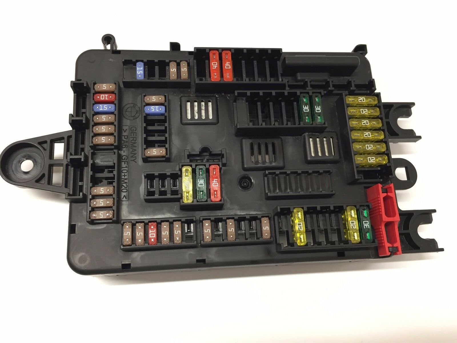 hight resolution of bmw 1 series f20 116d n47 fuse box