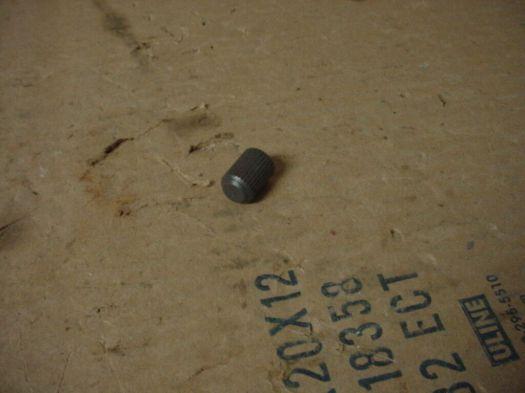 s l1600 - Appliance Repair Parts Frigidaire Range Clock Knob Part # 5303210414
