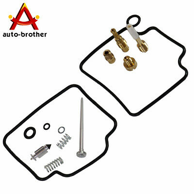 Repair Rebuild Kit Carburetor 0201-318 For Honda 1986-2012
