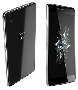 New SEALED OnePlus X - 16GB - Ceramic Black - E1003 - Dual SIM - RAM 3GB, US