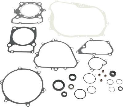 Moose Racing Complete Gasket Kit w/Oil Seals For Kawasaki