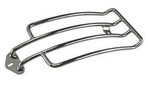 Ultima Chrome Plated Steel Fender Rack For 1995 thru 2003