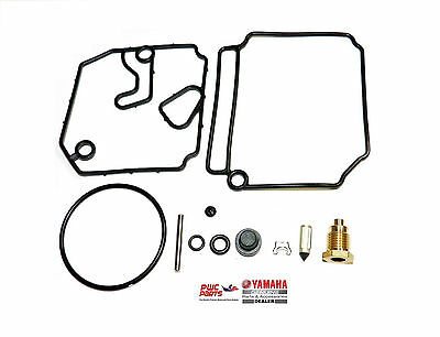 YAMAHA OEM Carburetor Repair Kit 3x 6H1-W0093-10-00 C75