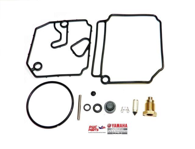 YAMAHA OEM Carburetor Repair Kit 3x 6H1-W0093-10-00 C75