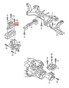 Genuine VW SEAT SKODA up! e-up! Mii Citigo 121 Engine