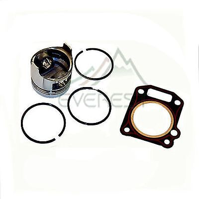 New Piston Kit For Honda GX240 8HP With Rings Pin Clips