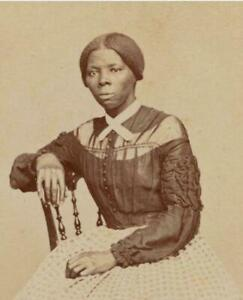 details about harriet tubman glossy poster picture photo print abolitionist black slave 5401