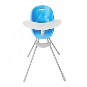 phil teds poppy high chair hon volt h5705 task bubblegum blue new free shipping image is loading amp