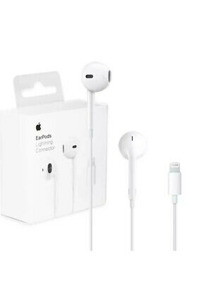 Apple Headset Ear Pods Ear Buds with Lightning Connector