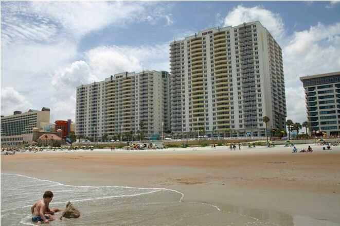 Daytona Beach Wyndham Ocean Walk 1 Bed Deluxe, 3/1-3/15  – 14 Nights