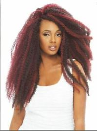 Janet Noir Afro Twist Braid 100% Kanekalon Synthetic ...