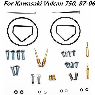 Fit For Kawasaki Vulcan 750, 1987-2006, Carb/Carburetor