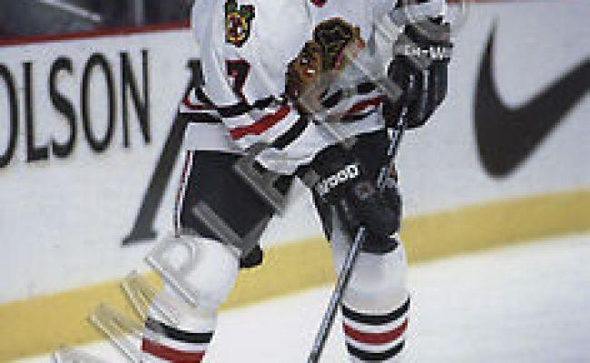 Chris Chelios Chicago Blackhawks 8x10 Hockey Photo Ebay