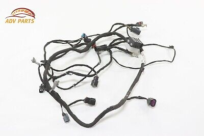 GMC ACADIA HEADLIGHT LAMP CHASSIS WIRE WIRING HARNESS OEM