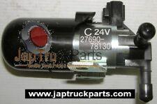 solenoid valve exhaust brake for hino