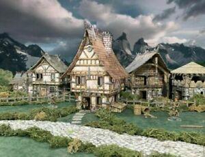 Battle Systems Terrain Fantasy Town House Modular Card D&D DND 5060660091164 eBay
