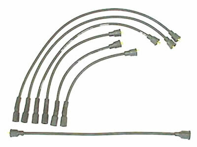 For 1968-1971 Buick Skylark Spark Plug Wire Set Denso