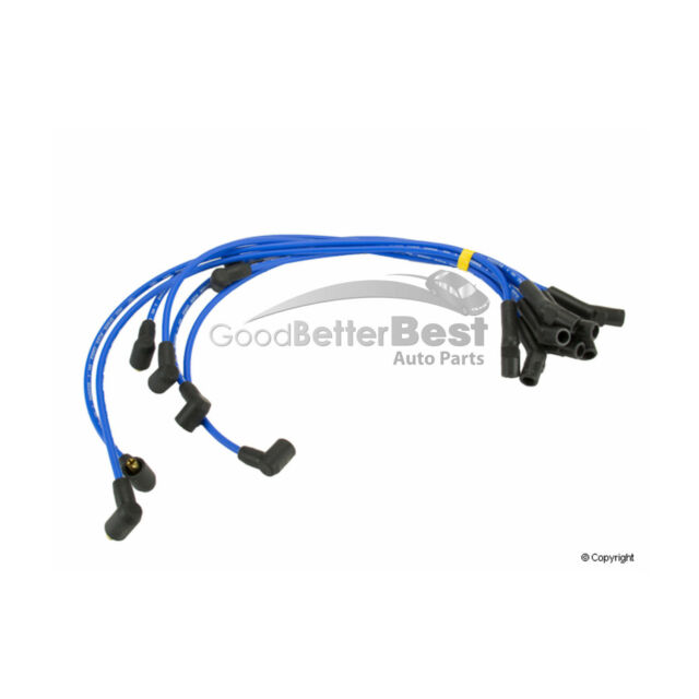 New NGK Spark Plug Wire Set 58404 for Land Rover Discovery