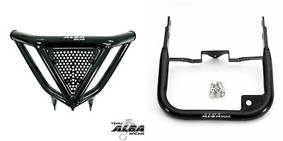 Kawasaki KFX 450R Intimidator Front Bumper and Grab Bar