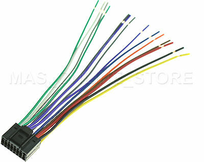wire harness jvc kds37 kds37 pay today ships today  ebay