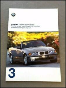 1998 Bmw 328i For Sale : 323Ci, 328Ci, 30-page, Sales, Brochure, Catalog, Convertible