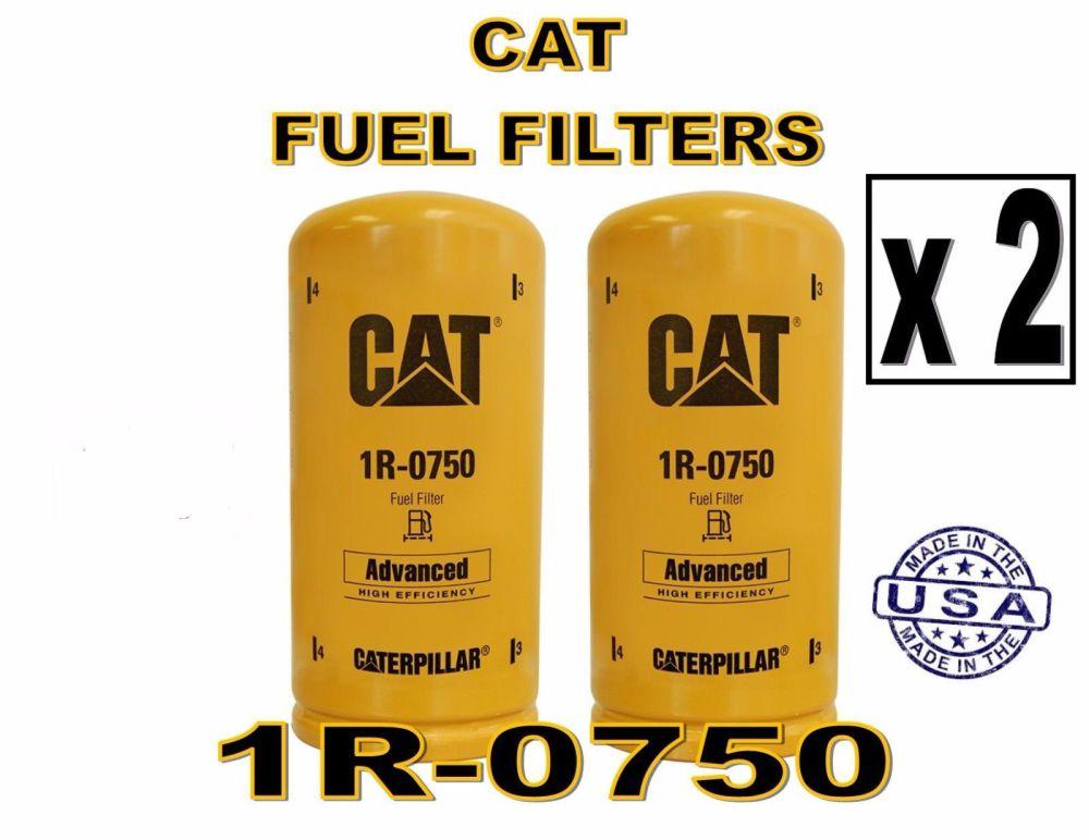 medium resolution of caterpillar fuel filters
