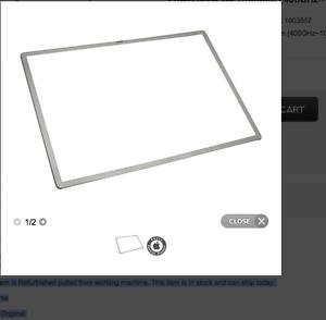 Apple PowerBook G4 Titanium (400GHz~1GHz) LCD Front Bezel