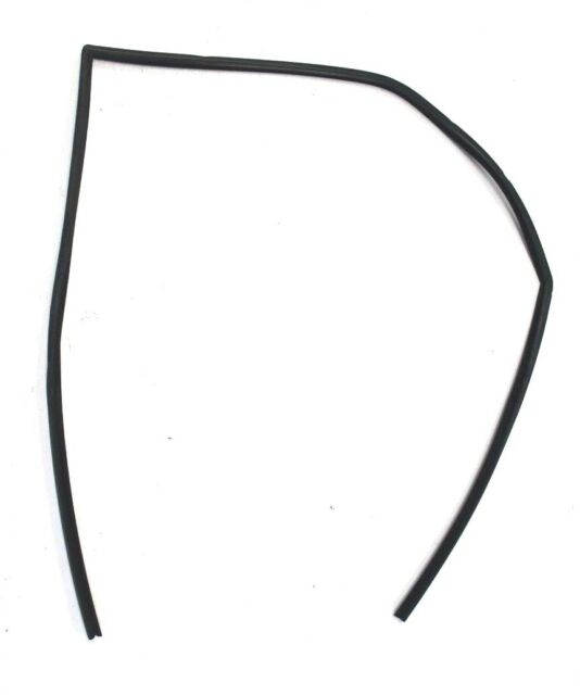 BMW OEM E30 PASSENGER RIGHT FRONT WINDOW GUIDE RUBBER