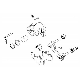 Brake Caliper Rebuild Kit~2000 Yamaha XVZ1300TF Royal Star