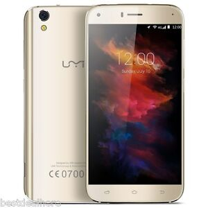 Umi Diamond X 5.0 inch 4G Smartphone Android 6.0 MTK6737 Quad Core 2GB 16GB
