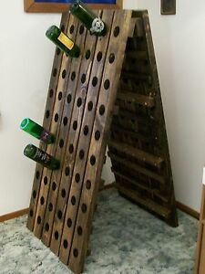 details about wine riddling