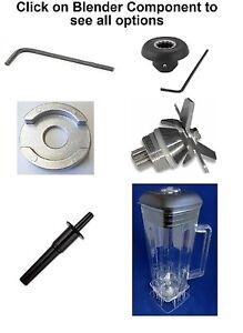Vitamix 5200 Parts : vitamix, parts, Replacement, Compatible, Vitamix, Blender,Drive, Socket,, Blade,Jar,, Tamper