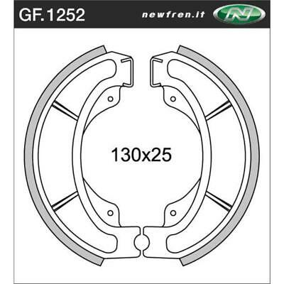 Rear Brake Shoes Fit HONDA CH250 SPACY 1986 1987 1988 1989