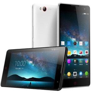 ZTE Nubia Z7 Max 5.5 Inch 2GB RAM 32GB ROM Qualcomm Snapdragon 4G Smartphone